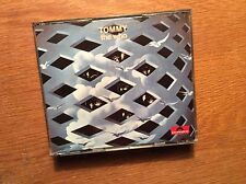 The Who - Tommy [2 CD Album] Polydor Made in West Germany 800 079-2 dickes Case