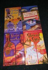 michele scott lot of 4 paperbacks