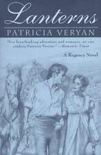 Lanterns by Patricia Veryan HARDCOVER Sanguinet Saga 10 REGENCY