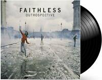 FAITHLESS Outrospective 2017 reissue 180g 11-track vinyl 2-LP album NEW/SEALED