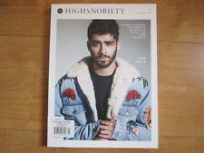Highsnobiety Magazine F/W 2016, Zayn Malik,Young Thug,Edison Chen New.