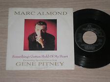 "MARC ALMOND & GENE PITNEY -SOMETHING'S GOTTEN HOLD OF MY HEART- 45 GIRI 7"" ITALY"