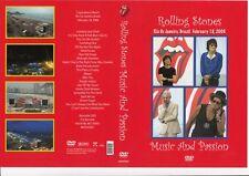 THE ROLLING STONES Rio De Janeiro Brazil 2/18/2006 Original DVD New 5.1