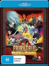 Fairy Tail The Movie - Phoenix Priestess (Blu-ray, 2014) Region A or B