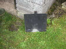 Jotul, Jøtul 600 lado negro estándar, escudo de calor.