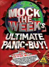 Mock the Week's Ultimate Panic-Buy!,Patterson, Dan,New Book mon0000025520