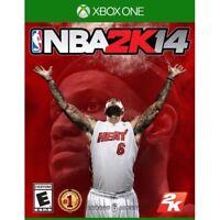 NBA 2K14 For Xbox One Basketball Very Good 0E
