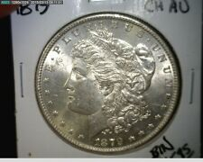 1879 Morgan Silver Dollar - 90% Silver - CHOICE AU