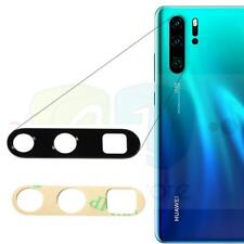 Huawei P30 Pro OEM Replacement Rear Main Back Camera Glass Lens with adhesive