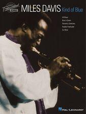 Miles Davis - Kind of Blue - Transcribed Scores - Trumpet Music Book
