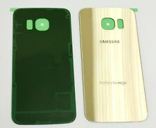 OEM Battery Back Panel cover For Samsung Galaxy S6 Edge G925R4 US Cellular GOLD