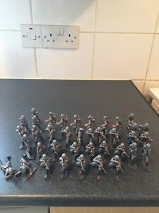 airfix 1/32 german infantry Hand Painted Toy Soldiers