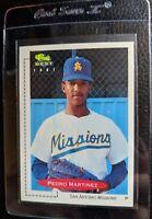 1991 CLASSIC BEST #355 PEDRO MARTINEZ ROOKIE CARD RC DODGERS RED SOX HOF MINT