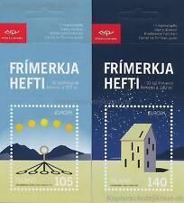 EUROPA CEPT 2009 ASTRONOMIE - ISLAND 1244-45 MARKENHEFT MH BOOKLET **