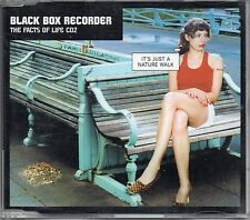 BLACK BOX RECORDER -The Facts Of Life CD2- 3 track CD Single