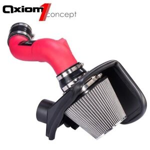 AF DYNAMIC COLD AIR INTAKE KIT FOR 2006-2011 Honda Civic Si 2.0L 2.0 L4 RED