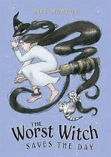 The Worst Witch Saves the Day-ExLibrary