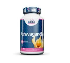 Ashwagandha  ginseng indio 450 mg 90 capsulas HAYA LABS