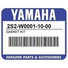 Yamaha 2012 2013 YFZ Gasket Kit Set 2S2-W0001-10-00