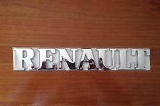 Neuf renault master porte arrière badge chrome logo emblème 260mm x 40mm