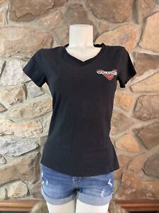 Victory Motorcycles Women's Short Sleeve T-Shirt Small