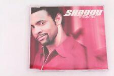 Shaggy – It Wasn't Me - Boitier neuf CD single promo