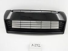 OEM USED GRILLE GRILL TOYOTA COROLLA BLACK LOWER 14 15 16 base model scuffed