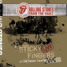 Rolling Stones From The Vault Sticky Fingers Live At Fonda vinyl 3 LP / DVD NEW