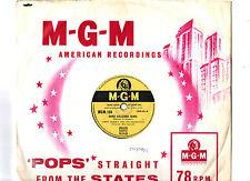 78 RPM.JIMMY DORSEY.DANCE BALLERINA DANCE / LOVE'S GOT ME IN A LAZY MOOD.UK ORIG