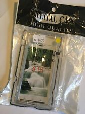 Sony Ericsson Xperia X10 Crystal Hard Case - Clear #B5163 Brand New in packaging