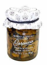 Borgo de Medici - Carpaccio Black Summer Italian Truffle Slices