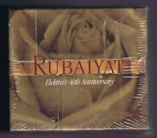 PROMO BOX SET CD (SEALED) RUBAIYAT ELEKTRA'S 40TH ANNIVERSARY(METALLICA THE CURE