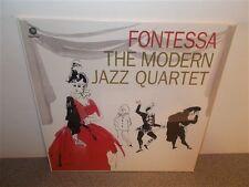 * The Modern Jazz Quartet . Fontessa . John Lewis .180 Gr. New Sealed . Jazz .LP
