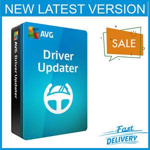 Avg Driver Updater 2020 - 100% Full Version - Lifetime license key