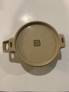 Vintage Littonware Microwave Cookware 2 Cup Round Bowl with Lid 39278 39277 Nice