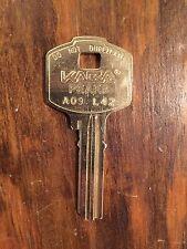 Kaba Peaks Blank Key 6 Pin 3800-00-0002
