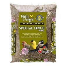 Wild Delight 381050 Advanced Formula Special Finch Food, 5 Pounds, New, Free Shi