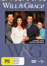 Will & Grace : Season 5 (DVD, 2007, 4-Disc Set)