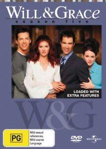 Will & Grace : Season 5   DVD   20