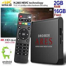 T95X 2GB+16GB Android 6.0 TV Box 4K Ultra HD WIFI Smart Media Player Streamer