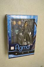 figma #174 Kirito Figure Sword Art Online Max Factory Japanese Authentic