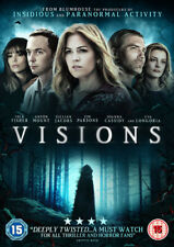 Visions DVD (2016) Isla Fisher, Greutert (DIR) cert 15 ***NEW*** Amazing Value