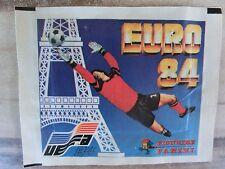Panini Euro 1984 EM 84 - 1 Bag Pack Bustina Pochette