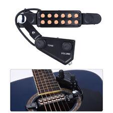 Micro Capteur universel + câble Jack Guitare Folk Classique guitar pick up