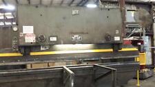 200 Ton X 16 Htc Hydraulic Press Brake Fabricating Machinery