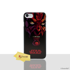 "Case/cover Star Wars Apple iPhone 6 6s 4.7"" Screen Protector Plastic Darth Maul"
