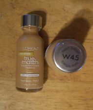 1 bottle Loreal True Match Super Blendable Makeup Spf17 W4.5 Fresh Beige warm
