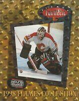 1998 Calgary Flames Fan Attic NHL Hockey Merchandise Catalog