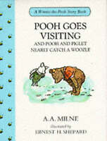 Pooh Goes Visiting (Winnie-the-Pooh), Milne, A. A., Very Good Book