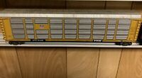 ✅MTH PREMIER PRO WEATHERED UNION PACIFIC CORRUGATED AUTO CARRIER  RACK